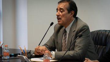 Alfredo Domínguez Marrufo, fue designado, por el Pleno del Senado de la República, director general del Centro Federal de Conciliación y Registro Laboral.