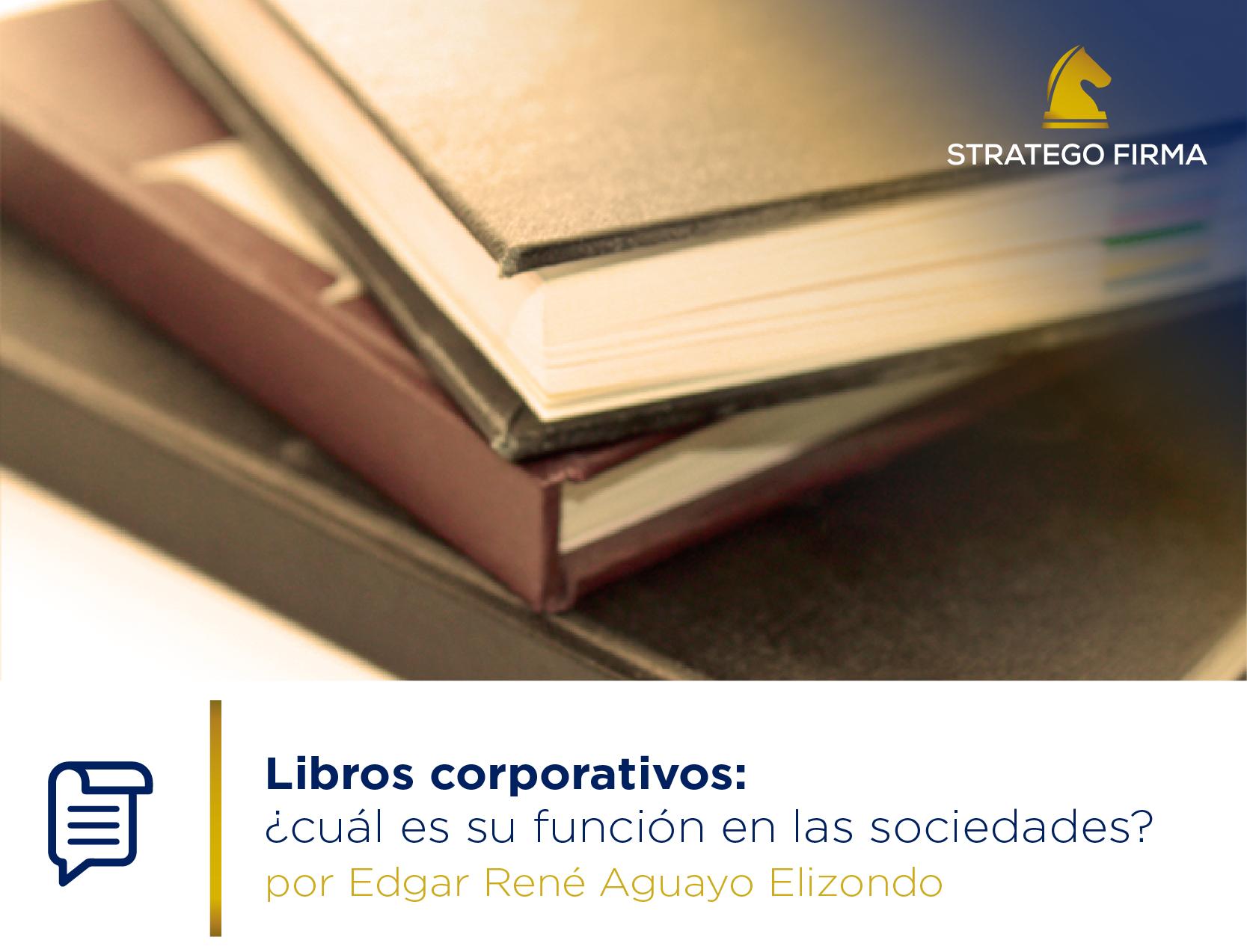 Libros corporativos